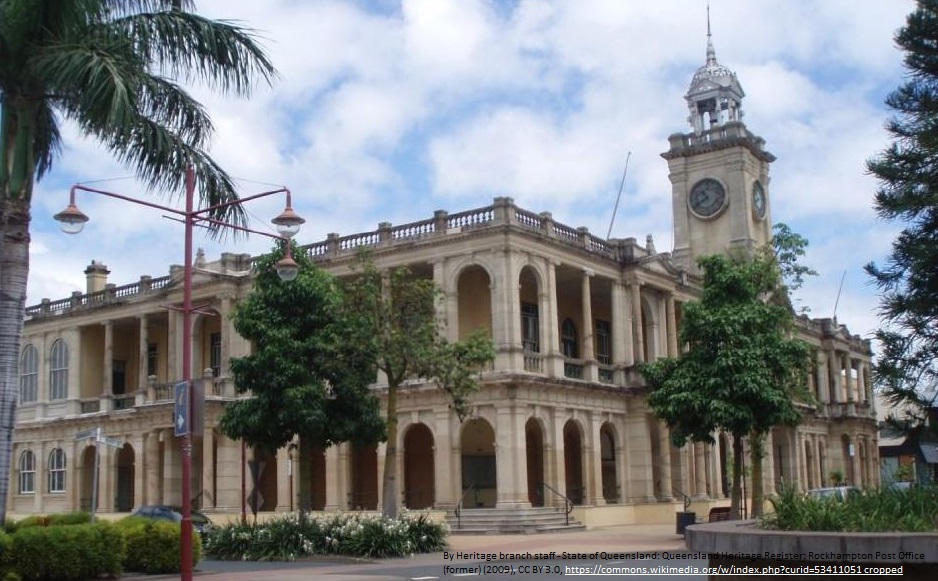 Rockhampton Post Office